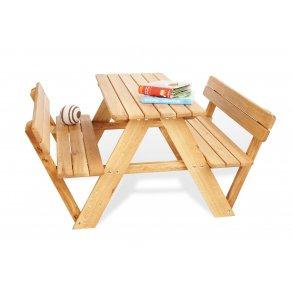 Pinolino børne havemøbelsæt