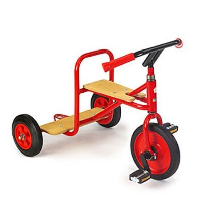 Cykel Trehjulet m platform, Rose 3+