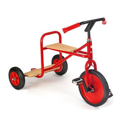 Cykel Trehjulet m platform, Rose 4+