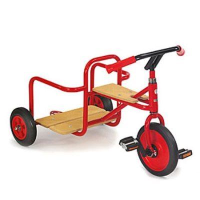 Cykel Gladiator, Rose 3+