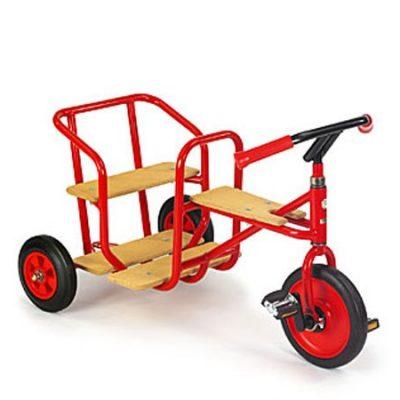 Cykel Taxi, Rose 3+