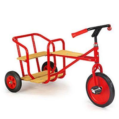Cykel Taxi, Rose 4+
