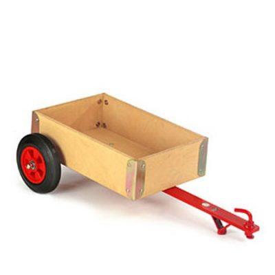 Anhænger kasse L83 cm, Rose