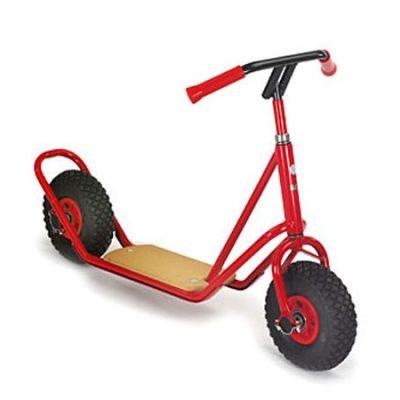 Løbehjul m luft-hjul, Rose 3+