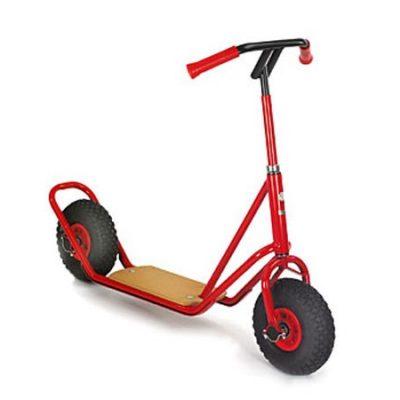 Løbehjul m luft-hjul, Rose 4+