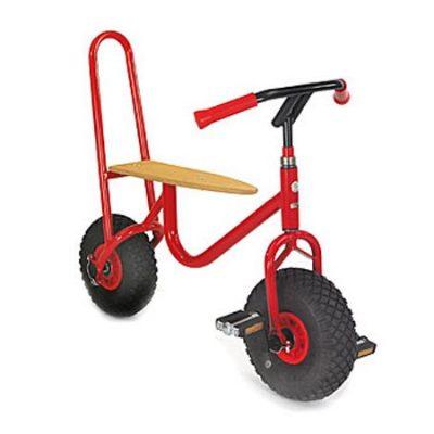 Cykel Tohjulet m luft-hjul, Rose 4+
