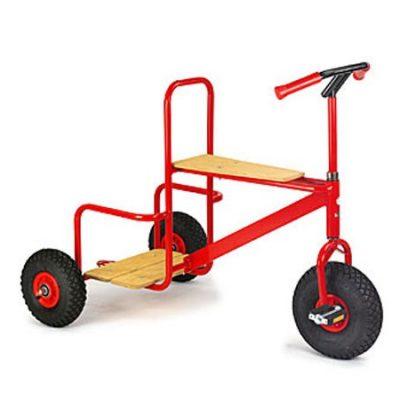 Cykel Gladiator m luft-hjul, Rose 7+