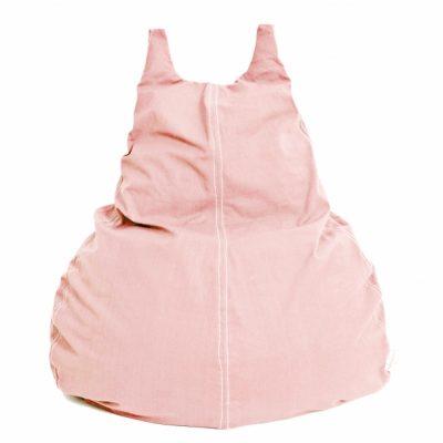 Roommate sækkestol rosa