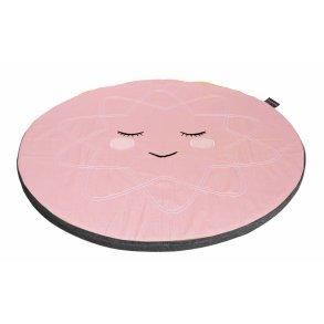Roommate legetæppe rosa
