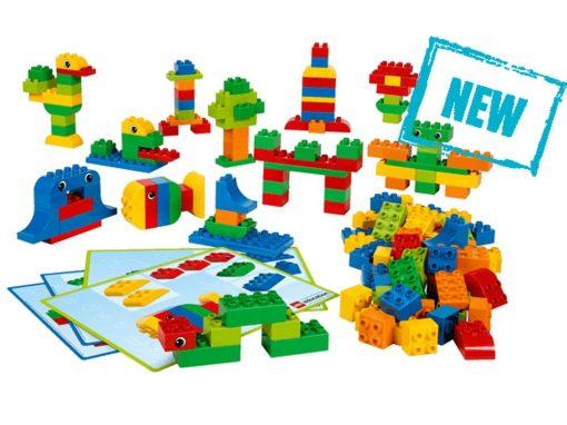 LEGO DUPLO Klodser 160 dele
