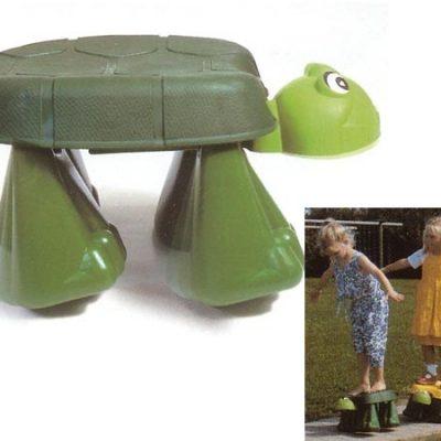 Walking Turtle, grøn