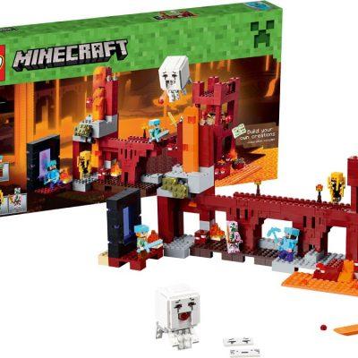 LEGO Minecraft Netherfæstninge