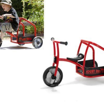 Cykel Brandbil Cirkeline 4+