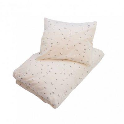 Petit by V baby sengesætråhvidt