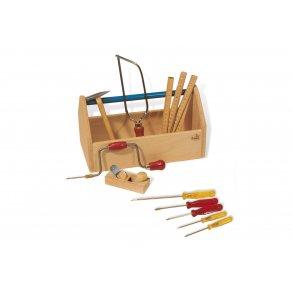 Pinolino værktøjskasse