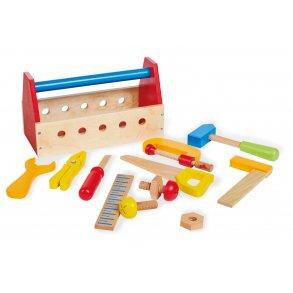 Pinolino værktøjskasse Erwin