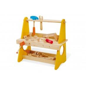 Pinolino værktøjsbord Basti