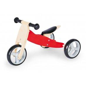Pinolino trehjulet løbecykel