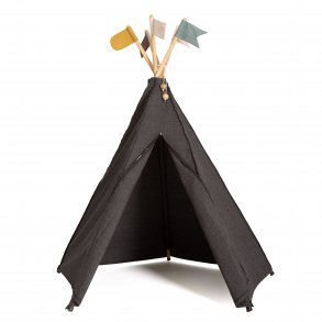 Roommate HIPPIE TIPI antracit