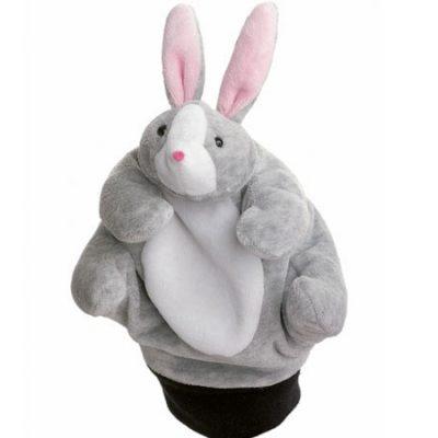 Hånddukke Kanin 22 cm