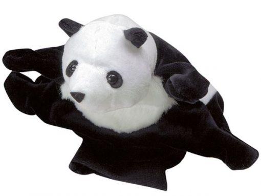 Hånddukke Panda 22 cm