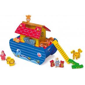 Small foot Noah's ark