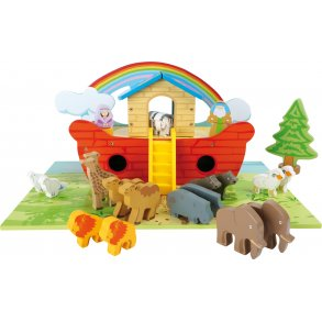 Small foot Noahs ark