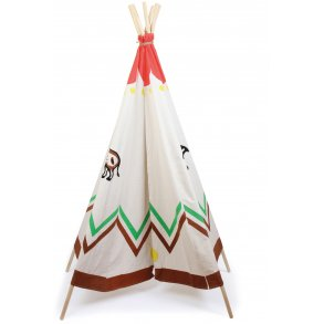 Small foot tipi