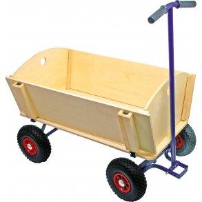 Small foot trækvogn