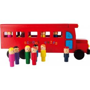 Small foot skolebus
