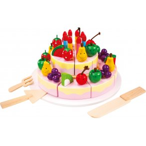 Small foot fødselsdags tærte