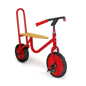 Rose tohjulet cykel 4-7 år