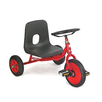 Rose trehjulet cykel 3-5 år