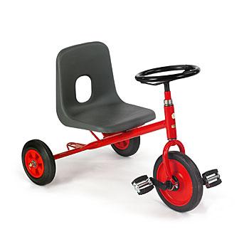 Rose trehjulet cykel 4-10 år