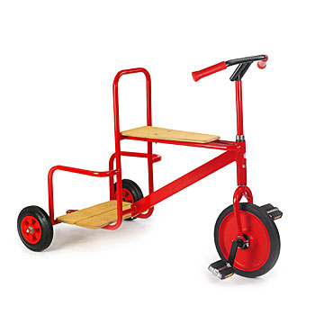 Rose trehjulet cykel 7+