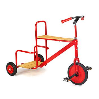 Rose trehjulet cykel 9+