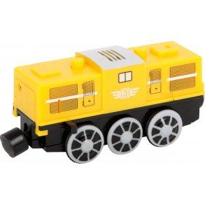 Small foot lokomotiv