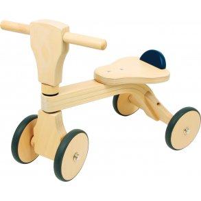 Small foot fire-hjulet løbecykel