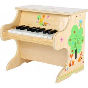 Small foot klaver