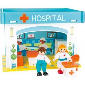 Small foot hospital