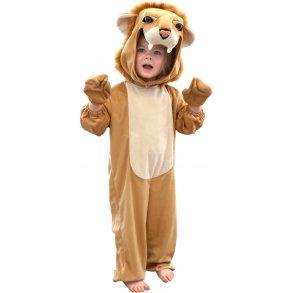 Small foot Løve udklædning