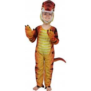 Small foot Dinosaur udklædning